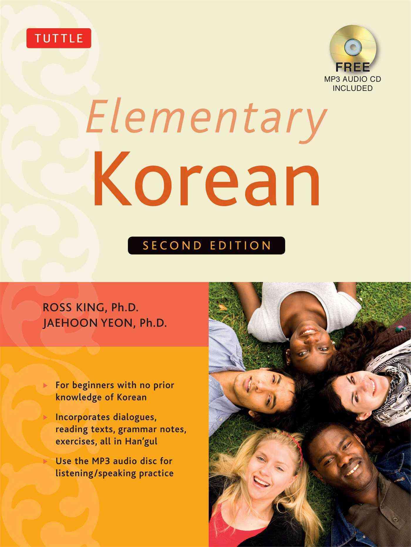 Elementary Korean By King, Ross/ Yeon, Jaehoon