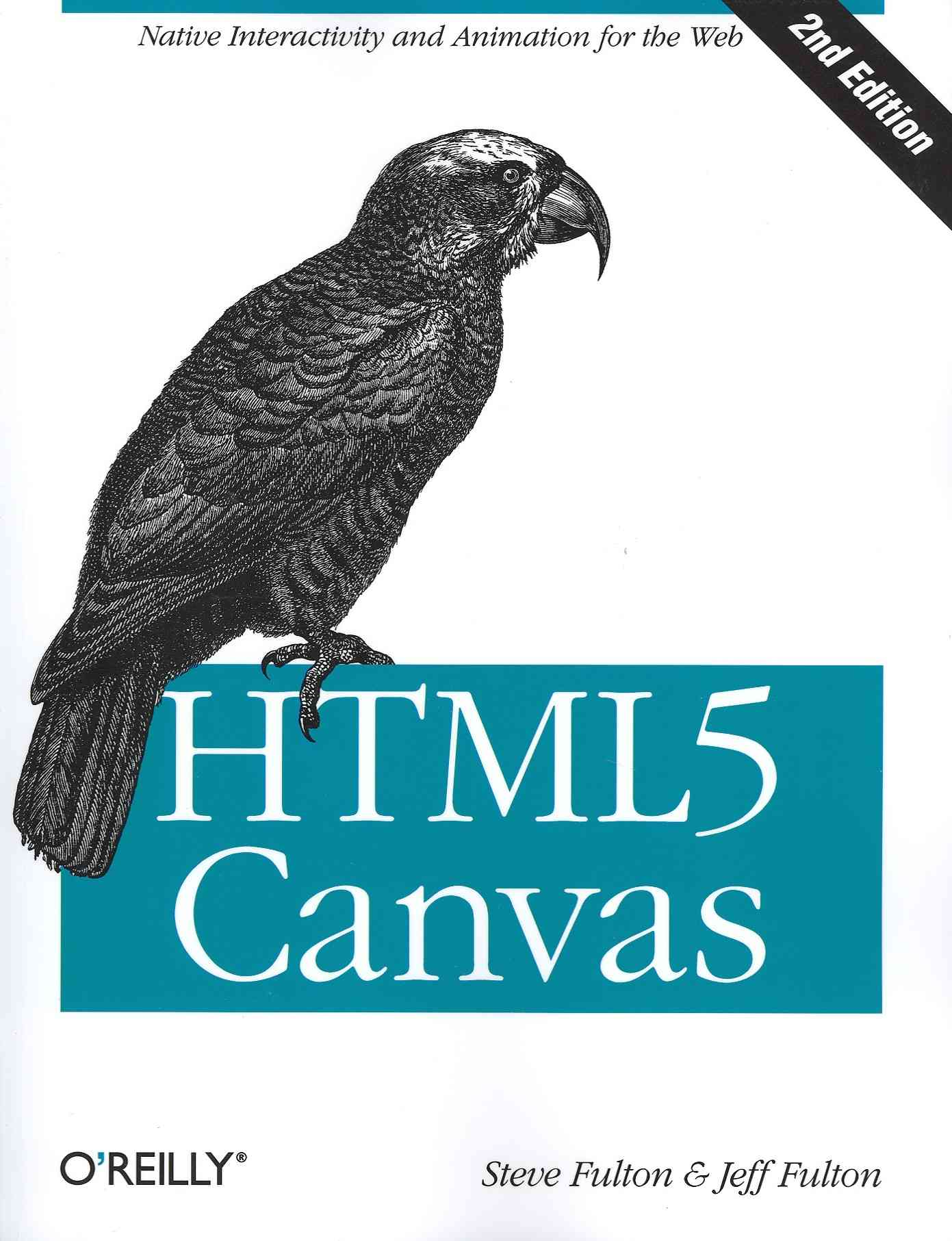 Html5 Canvas By Fulton, Steve/ Fulton, Jeff